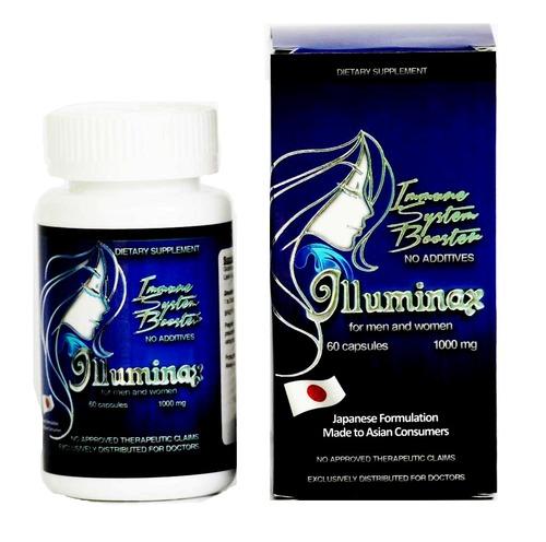 Illuminax Glutathione Complex Glutathione with Grapeseed 1000mg x 60