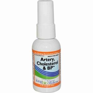 king bio artery and cholesterol spray