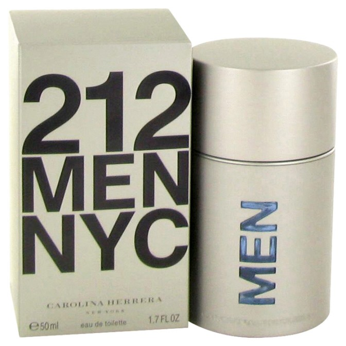 212 Cologne by Carolina Herrera for Men