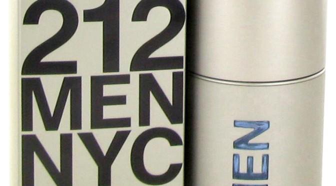 212 Cologne by Carolina Herrera for Men