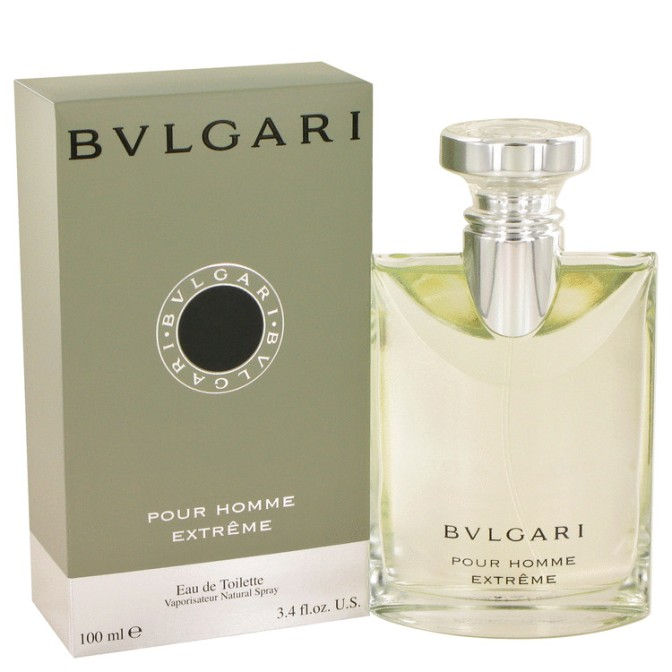 Bvlgari Extreme Perfume for Men 100ml EDT
