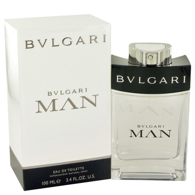 Bvlgari Man Perfume by Bvlgari 100 ml EDT