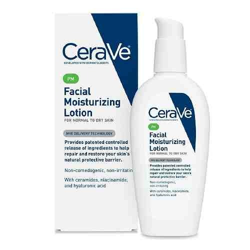 CeraVe Facial Moisturizing Lotion PM 3 fl oz