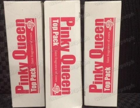 Pinky Queen Top Pack Pink Nipple Cream