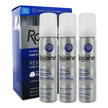 Where to Buy Rogaine Minoxidil Foam Hair Growth Treatment in the Philippines